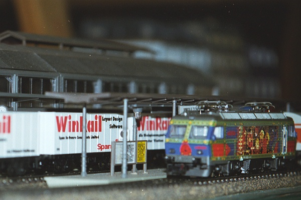 WinRail wagons